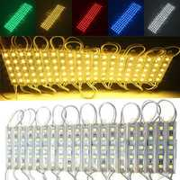 LED 100 SMD 5050 Module Light Waterproof Hard Strip Bar Light Lamp 12V