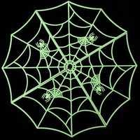 Luminous Spider The Haunted House Bar KTV Decorative Items