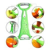 Vegetable Fruit Peeler Parer Julienne Cutter Slicer Gadgets Helper