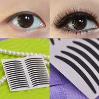 Temporary Black Stripe Makeup Eyeliner Tattoo Sticker