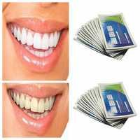 2 Packs Teeth Whitening Strips Home Dental Bleaching Whiter