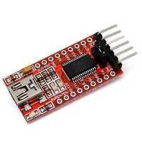 2Pcs FT232RL FTDI USB To TTL Serial Converter Adapter For Arduino