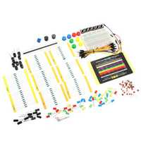 Electronics Fans Components Package Element Parts Kit Set For Arduino