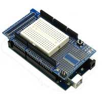 Geekcreit® MEGA 2560 R3 Development Board MEGA2560 With Protoshield V3 ExpansiOnboard For Arduino