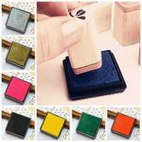 DIY Cube Sponge Ink Pad For Rubber Stamp Scrapbook Photo Album