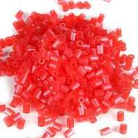 1000pcs 2.6mm Colorful Mini Soft Iron Fuse Beads Hama Beads DIY Jewelry
