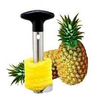 Stainless Steel Pineapple Peeler Cutter Slicer Corer Peel Core Tools Fruit Vegetable Knife Gadget Kitchen Accessories Spiralizer