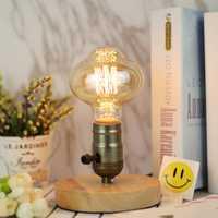E27 BTR80 40W Vintage Edison Retro Filament Incandescent Decorative Light Bulb AC220V