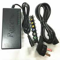 96W 12-24V universal adjustable volt Multi-function power adapter