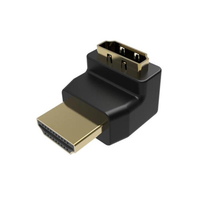 Vention H380HDFA 90 Degree HDMI Male to HDMI Female Right Angle Narrow Adapter