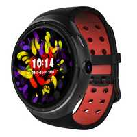HW10 3G 1+16G GPS WIFI 2 Million HD Camera Watch Phone 1.3'' AMOLED Touch Screen IP54 Waterproof Smart Watch Dynamic Watch Face Heart Rate Monitor Fitness Bracelet for Android IOS