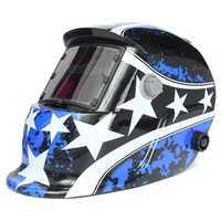 Pentagram Star Solar Auto Darkening Welder Mask Helmet Electrowelding Welding TIG MIG Welder Lens Mask