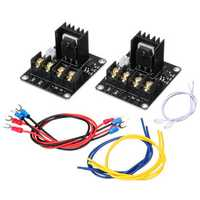 25A MOSFET High Power Heated Bed Expansion Power Module MOS Tube for 3D Printer