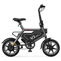 Original Xiaomi HIMO V1 Plus Foldable Electric Bike 250W Max Speed 25km/h Load 100kg Motor Cycling For Adult/Kid