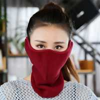 Men Women Riding Anti-Freeze Ear Protection Face Mouth Mask