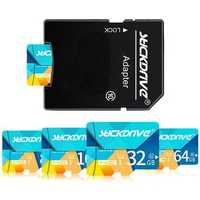 Stickdrive 16GB 32GB 64GB Class 10 High Speed TF Memory Card with Card Adapter for Mobile Phone
