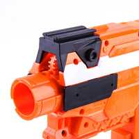 WORKER Toy Plastic Toys Rail Adaptor Front Top and Sides for Nerf STRYFE Modify Toy Accessory