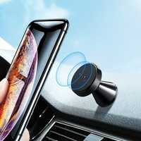 Raxfly Powerful Magnetic 360 Degree Rotation Car Mount Dashboard Holder for Samsung Xiaomi Mobile Phone