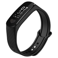 KALOAD B9 ECG Heart Rate Blood Pressure Monitor IP67 Waterproof Smart Bracelet for Android IOS