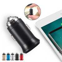 Bakeey 2.4A Mini USB Car Charger For iPhone X Pocophone f1 Oneplus 6T Xiaomi mi8 Huawei P20 S9 Note9