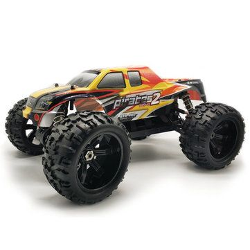 ZD Racing 9116 1/8 2.4G 4WD 80A 3670 Brushless Rc Car Monster Off road Truck RTR Toy