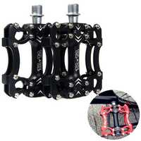 Bike Bicycle Pedals Cycling MTB BMX Bearing Pedals Aluminum Alloy