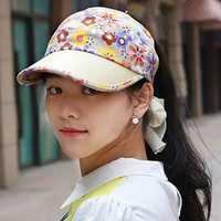 Women Outdoor Empty Top Hat