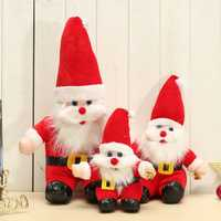 Christmas Santa Claus Doll Gift Present Xmas Tree Hanging Ornament Home Decor