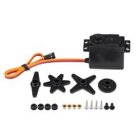 ZD 9595 13kg Copper Gear Servo For 1/8 1/10 RC Car Redcat Traxxas HPI HSP Kyosho Team Absima Hobao LRP DF FS ZD Racing