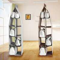 Oxford Storage Bags Hangings Wardrobe Closet Storage Bag