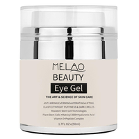 Melao Eye Gel Cream Moisturizer Dark Circles Anti-Puffiness
