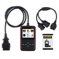 V500 CR HD Heavy Duty Car Truck Code Reader Diagnostic Scanner Tool