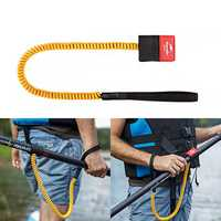 Naturehike NH18J009-B 66cm SUP Paddle Surfboard Anti-lost Rope Elastic Lanyard Strap Leash Kayak Boat Canoe