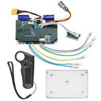24/36V Dual Motors System Driver Noninductive Longboard Skateboard Controller Remote ESC Substitute