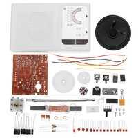 DIY FM AM Radio CXA1691 Students Soldering Practice Set Electronic Production Kit