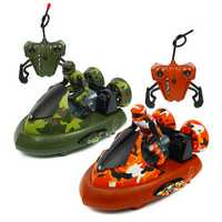 2PCS Bumper RC Car 2.4G 4CH Racing Game Boys Toy Remote Control electric Radio Vehicles