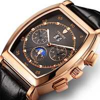 TEVISE 8383A Week Date Display Automatic Mechanical Watch