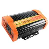 Solar Power Inverter 4000W 12V DC To 220V AC Modified Sine Wave Converter