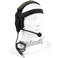 WoSporT Hunting HD-04 CS Field Tactical Camping Equipment 3 Generation Headphone Honorable