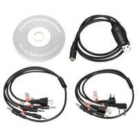 8 in 1 USB Programming Cable For Motorola Kenwood BAOFENG Radios & Mobile Radios