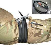 Outdoor Rapid Application Tourniquet Rescue System Tactical Combat Emergency EDC
