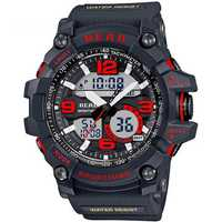READ R90001 Dual Display Men Chronograph Digital Watch