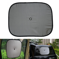 Nylon Imitation Cloth Car Side Window Reflective Wind Shield Shade Sun Block Protection