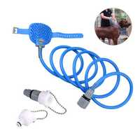 Multi-Functional Pet Shower Head Sprayer Bathing Tool Practical Pet Bath Sprayer Durable Pet Shower