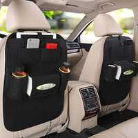 Car Seat Storage Bag Hanger Car Seat Cover Organizer Multifunction Vehicle Storage Bag