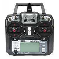 iRangeX iRX-i6X 2.4GHz 10CH AFHDS 2A RC Transmitter With A8S Receiver
