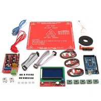 Ramps 1.4 12864 LCD MK2B Heat Bed Controller Kit For Reprap Prusa i3 3D Printer