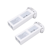 Xiaomi FIMI A3 RC Quadcopter Spare Parts 2PCS 11.1V 2000 mAh 3S Rechargeable Lipo Battery