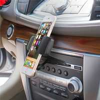 Bakeey Clip Type 360 Degree Rotation Car CD Slot Mount Holder Stand for iPhone Mobile Phone