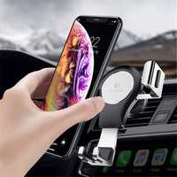 Floveme Gravity Linkage Automatical Lock 360 Degree Rotation Car Holder Air Vent Mount for Xiaomi Mobile Phone